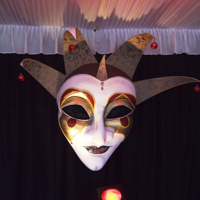 Props for Hire for Masquerade Themed Events | Phenomenon