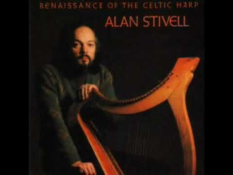 Revival of the Celtic harp - thanks to Alan Stivell we can proudly enjoy celtic and in particular Breton music