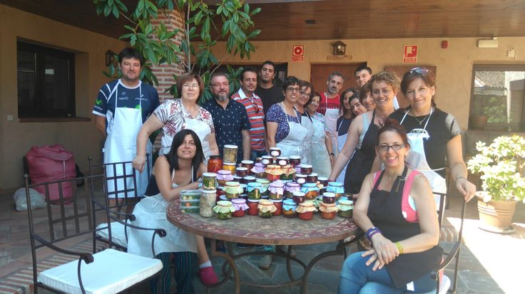 Actividades taller 2015 Segovia: Finalización del Curso