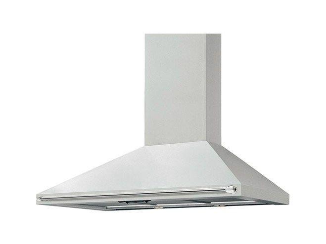 Glem Gas GHPR94BA Cappa a soffitto in metallo con illuminazione integrata