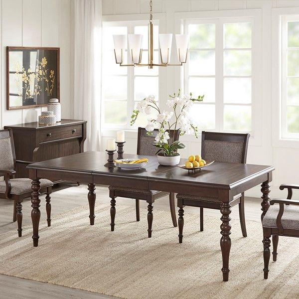 Madison Park Signature Beckett Extension Dining Table With Images