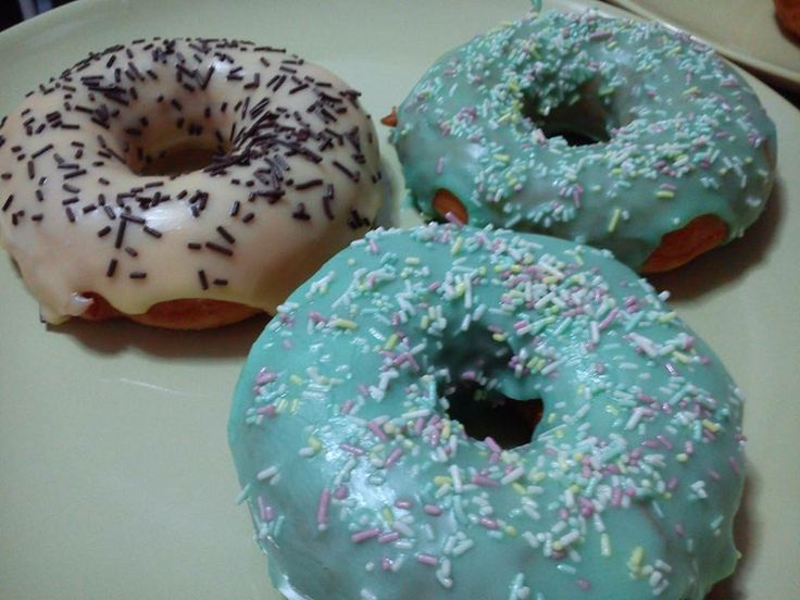 Delicious Vegan Donuts!