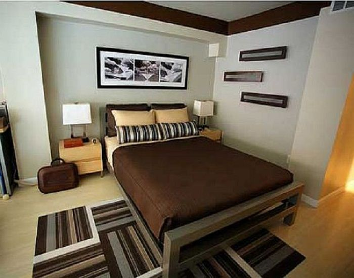 Find This Pin And More On Small Apartment Bedroom Ideas By Alamsyahfirman4