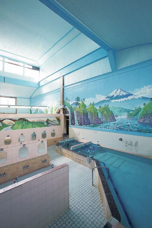 Baiga'99 Sento;Japanese public bath