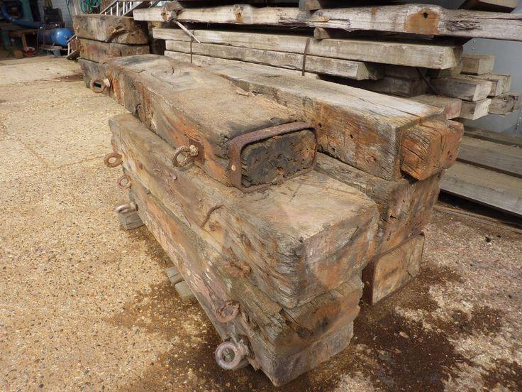 Keel Blocks - Ashwell Timber