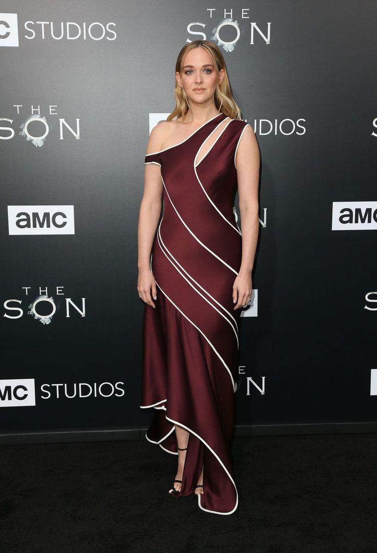 Jess Weixler  #JessWeixler The Son TV Show Premiere in Los Angeles 03/04/2017 Celebstills Jess Weixler