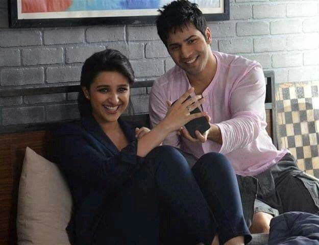 Parineeti Chopra will shoot a special song with Varun Dhawan for his upcoming movie, #Dishoom <3