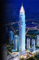 Jakarta High-Rise to Become the World's Fifth Tallest Building