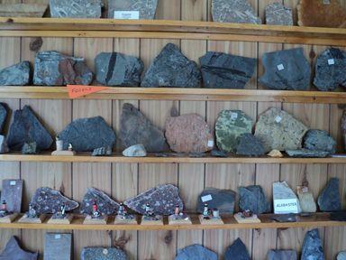 Parrsboro Rock and Mineral Shop and Museum | novascotia.com