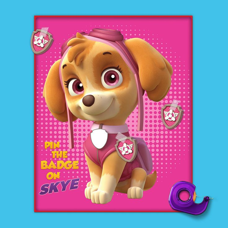 The Top 10 Paw Patrol Printables Of All Time Paw Patrol