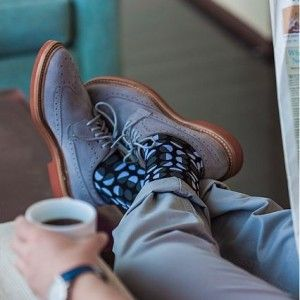 Looking for a fun gift? Give a 4 month sock subscription  https://amanamongsocks.com