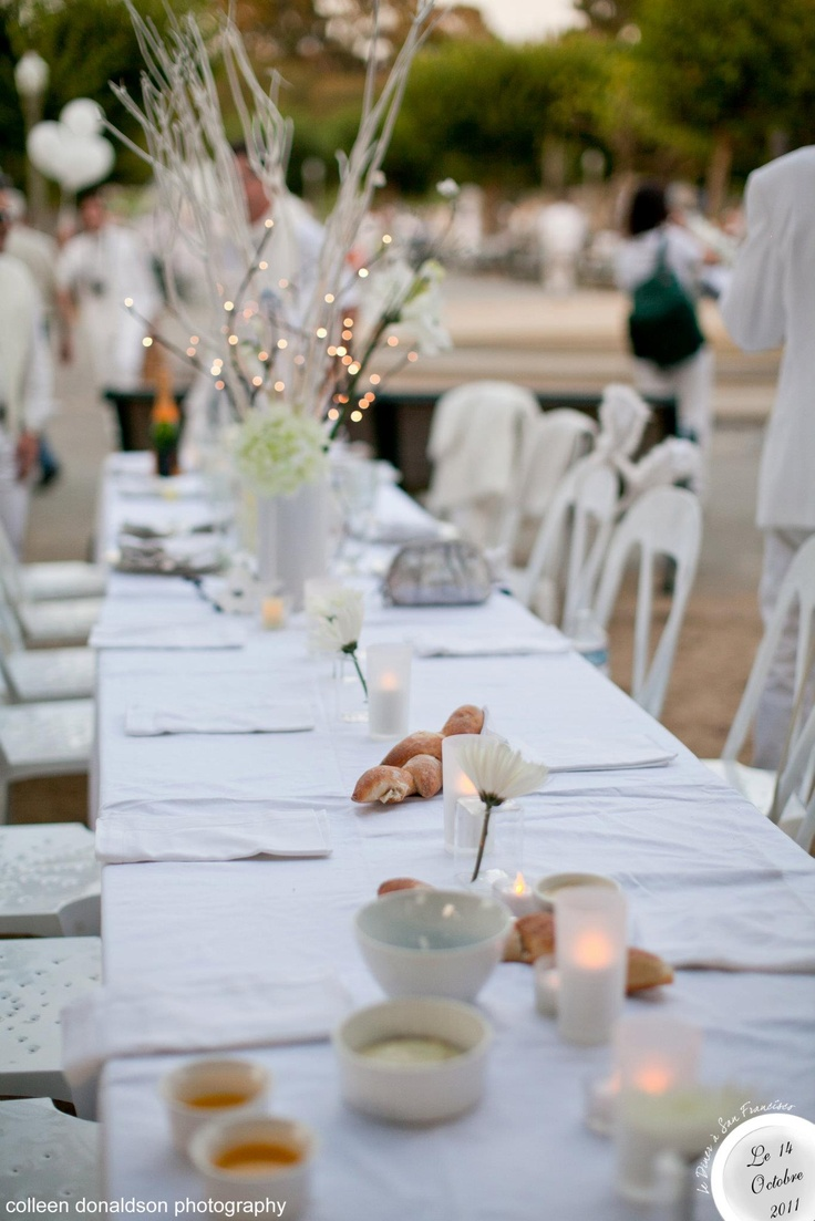 idee deco de table pour le diner en blanc paris 2013 diner en blanc paris 2013 pinterest. Black Bedroom Furniture Sets. Home Design Ideas
