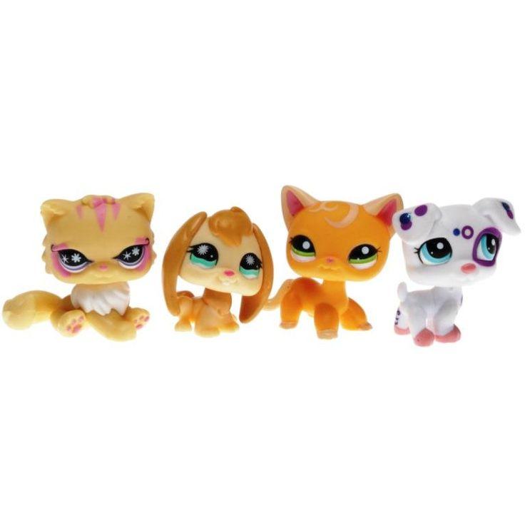 Littlest Pet Shop - Custom Figuren Set 005Achtung: Nicht für Kinder unter 36 Monaten geeignet