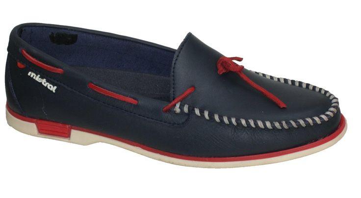 Zapatos de Hombre, Nauticos