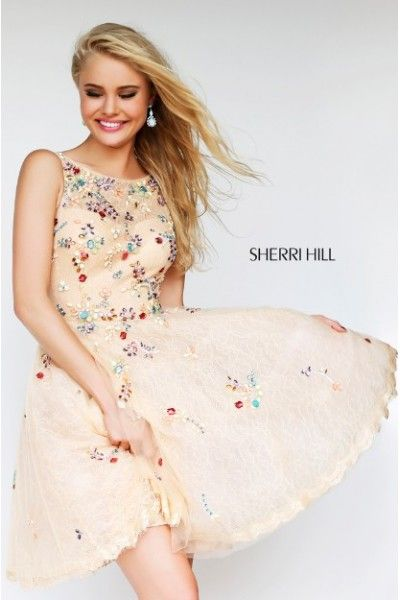 23 best images about 2014 Sherri Hill Prom Dresses on Pinterest ...