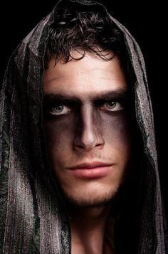 greek god makeup man - Google Search