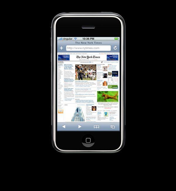 Apple - iPhone - Hight Technology - OS X