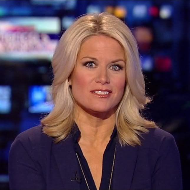 Martha maccallum fox news habla sobre calafatear