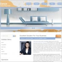 Zanyx Template | Website Design Alaska  | #web #webdesign #WebsiteDesignAlaska  |