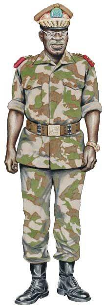 Униформа армии Конго 1960-2002 годов, pin by Paolo Marzioli