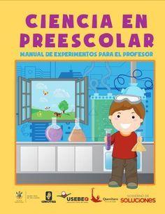 """Hola: Compartimos un interesante eBook sobre """"19 Experimentos de Ciencias para Preescolar"""" Un gran saludo.  Visto en: cmaps.ucr.ac.cr Acceda al eBook desde: AQUÍ  También le puede inter..."""