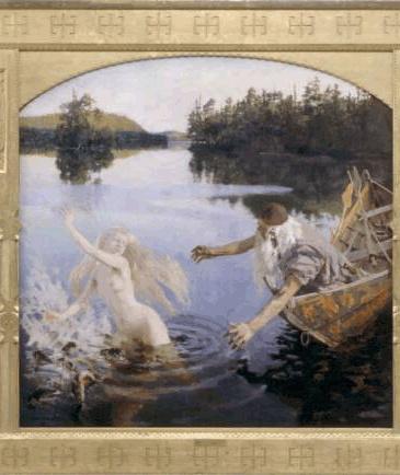 Aino ja Väinämöinen (Gallen-Kallela)