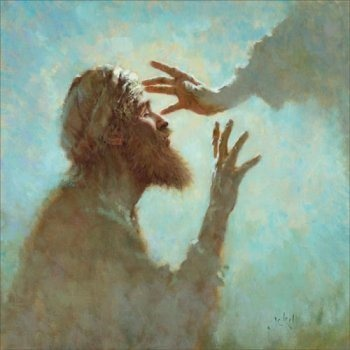 """Audio healing scriptures ~ """"And Jesus said to him, 'Go your way. Your faith has healed you.' And instantly the blind man could see! Then he followed Jesus down the road.""""  Mark 10:52 NLT"""