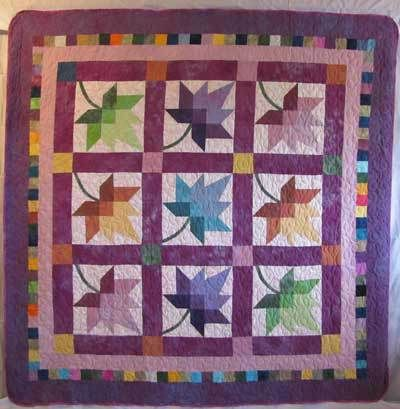 Images Leaf Quilt Quilts For Sale Buy And Sell Quilts