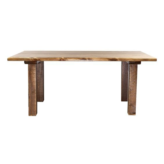 Rustic Kid's Table ATG
