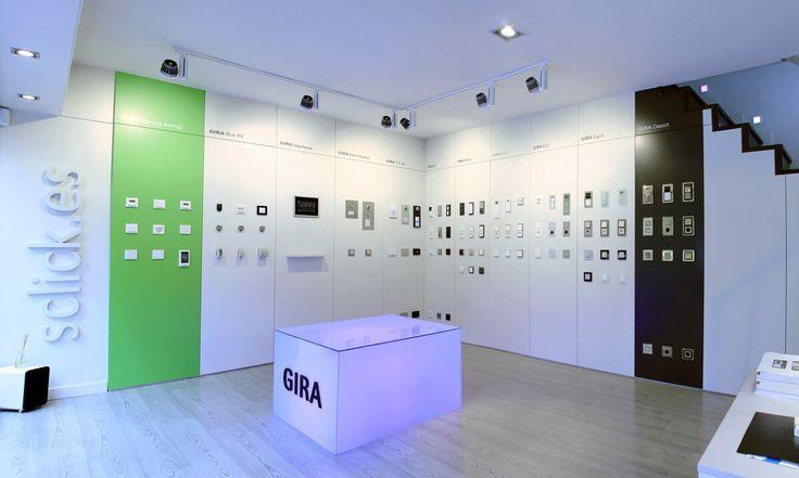 Showroom Gira España