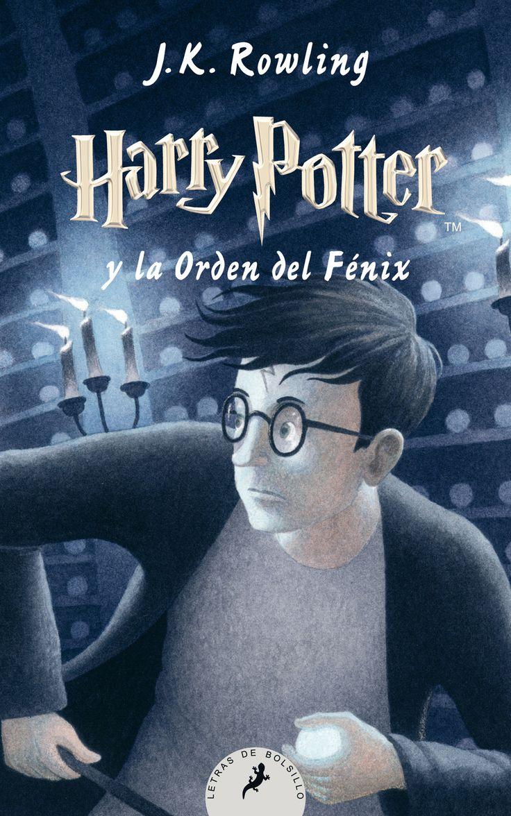 Título: Harry Potter y la orden del fénix / Autor: J.K. Rowling