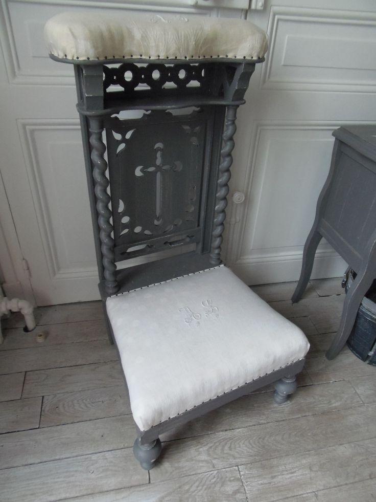 17 best images about tabourets chaises fauteuils - Relooker chaise en paille ...