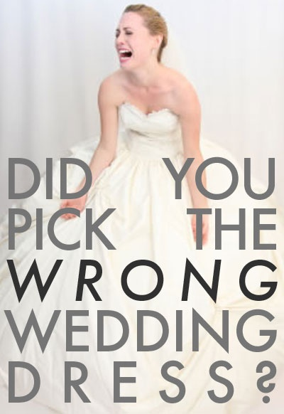 10 Signs You Bought The Wrong Wedding DressPlans, Ideas, Dresses I Gotta, Wedding Dressses, Weddings Ev, Future, 10 Signs, Safe Stuff, Dresses Wil