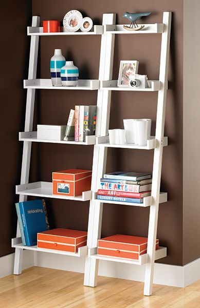 Finally Found Where The Bookshelves Came From On Front Of New 31 Spring Catalog Container Linea Narrow Leaning Bookcase