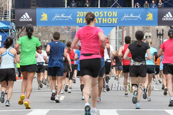 The latest information on how to qualify for next year's marathon, including qualifying times.