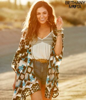 Bethany Mota Summer Collection | Aéropostale! ❤