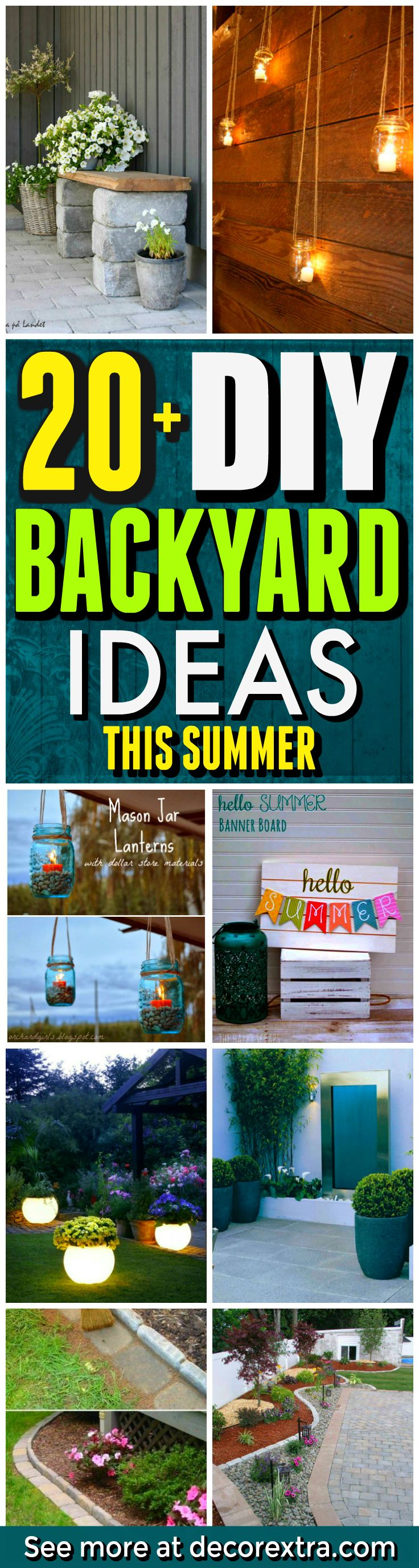 best 25 outdoor decorating summer ideas on pinterest