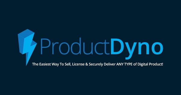 Product Dyno is a sales and delivery platform for those who're selling digital products, such as ebooks, videos, membership sites, apps and similar items. Product Dyno has two key features that are designed to help sellers get their products to market more quickly and securely