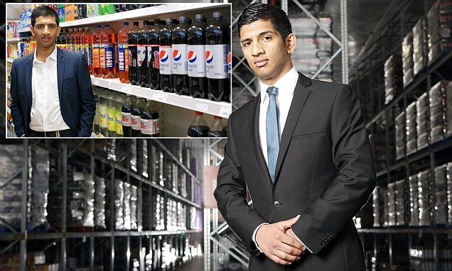 Monopoly fan, 18, plans to make audacious bid to run Nisa retail