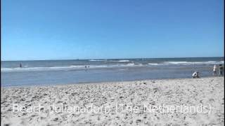 Beach Julianadorp (NL)---Strandslag Drooghe Weert ---8 August 2015