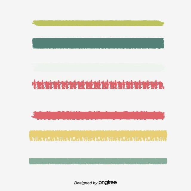 Color Line Crayon Decorative Background Color Vector Line Vector Color Png And Vector With Transparent Background For Free Download Photoshop Templates Free Color Vector Color Lines