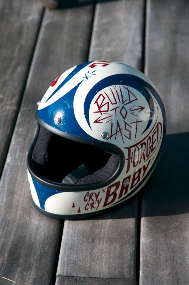 helmet custom skuddesign 4h10.com