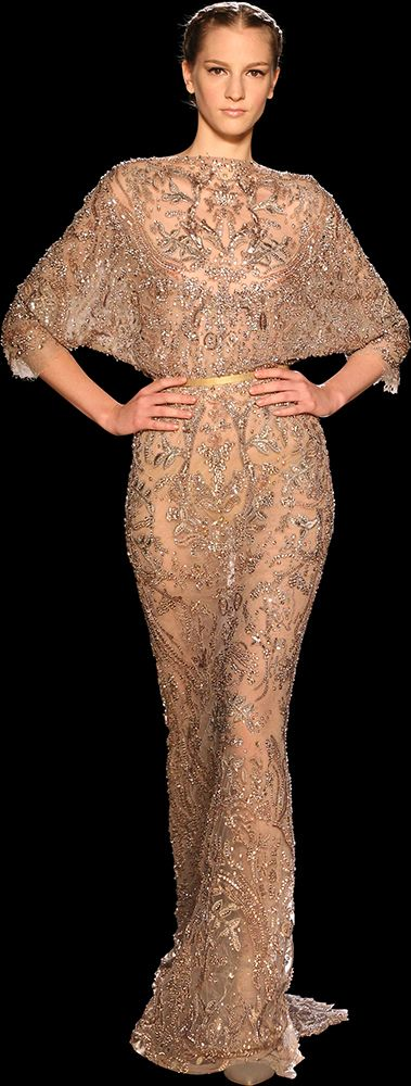 ELIE SAAB - Haute Couture - Fall Winter 2012-2013. the dress I