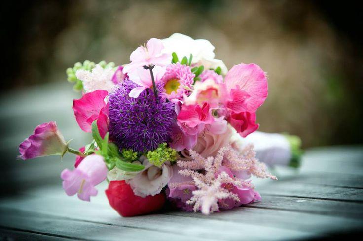 Bruidsboeket van Machiel Bekker bloem en interieur