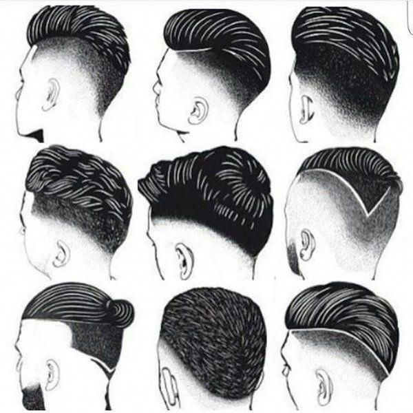 Fashionable Mens Haircuts. : Mans hairstyle 2016 #menshaircut