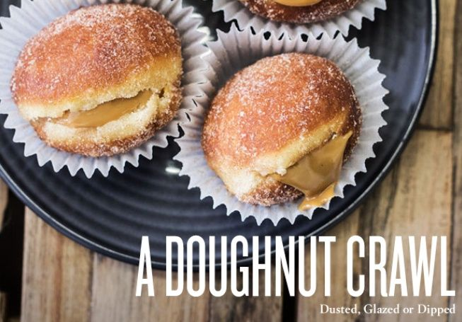 Melbourne's Best Doughnuts - Food & Drink - Broadsheet Melbourne