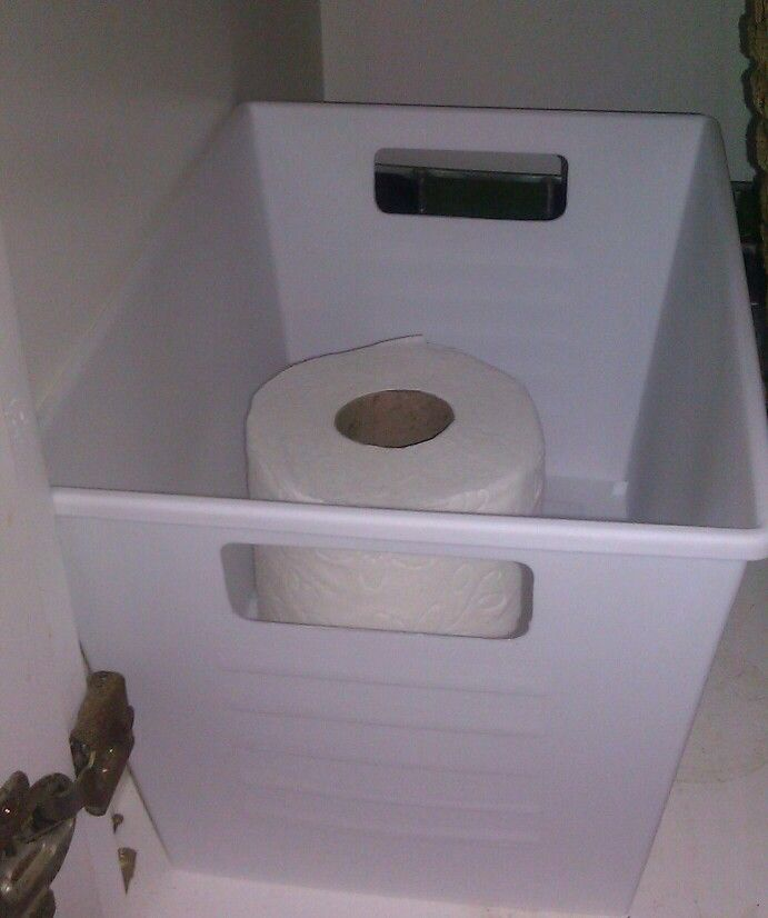 Diy Under Bathroom Sink Storage