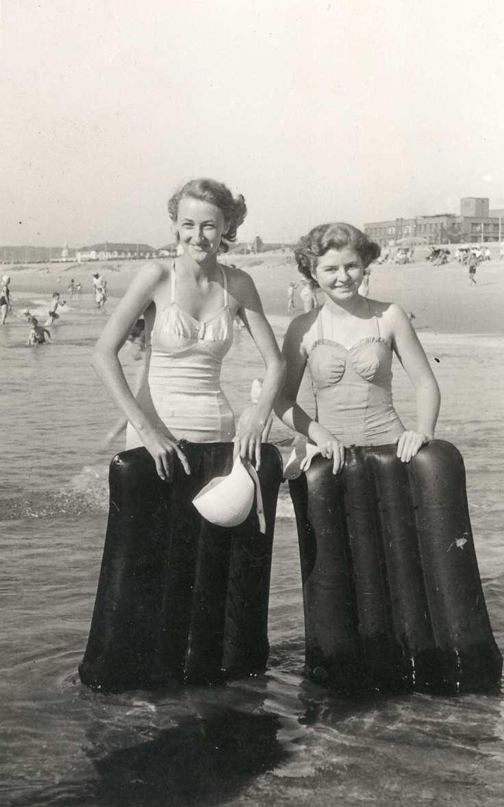 North Beach, Durban in the 40's or 50's
