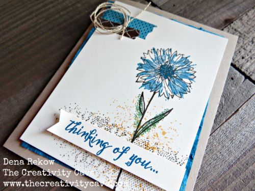 Touches Of Texture Stampin Up