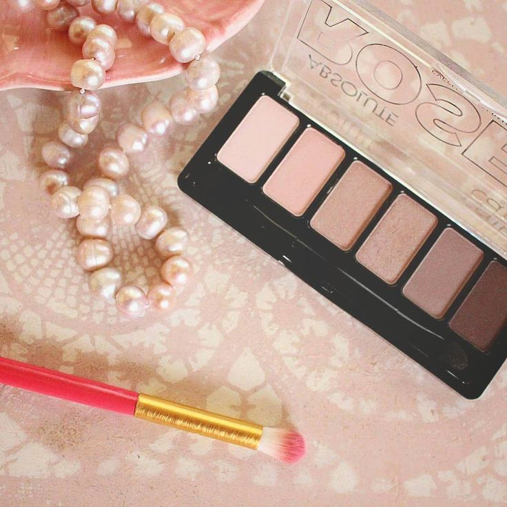 Catirce Absolute Rose Eyeshadow Palette